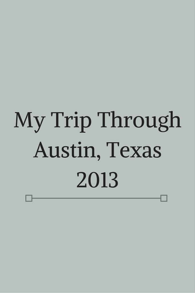 Austin 2013