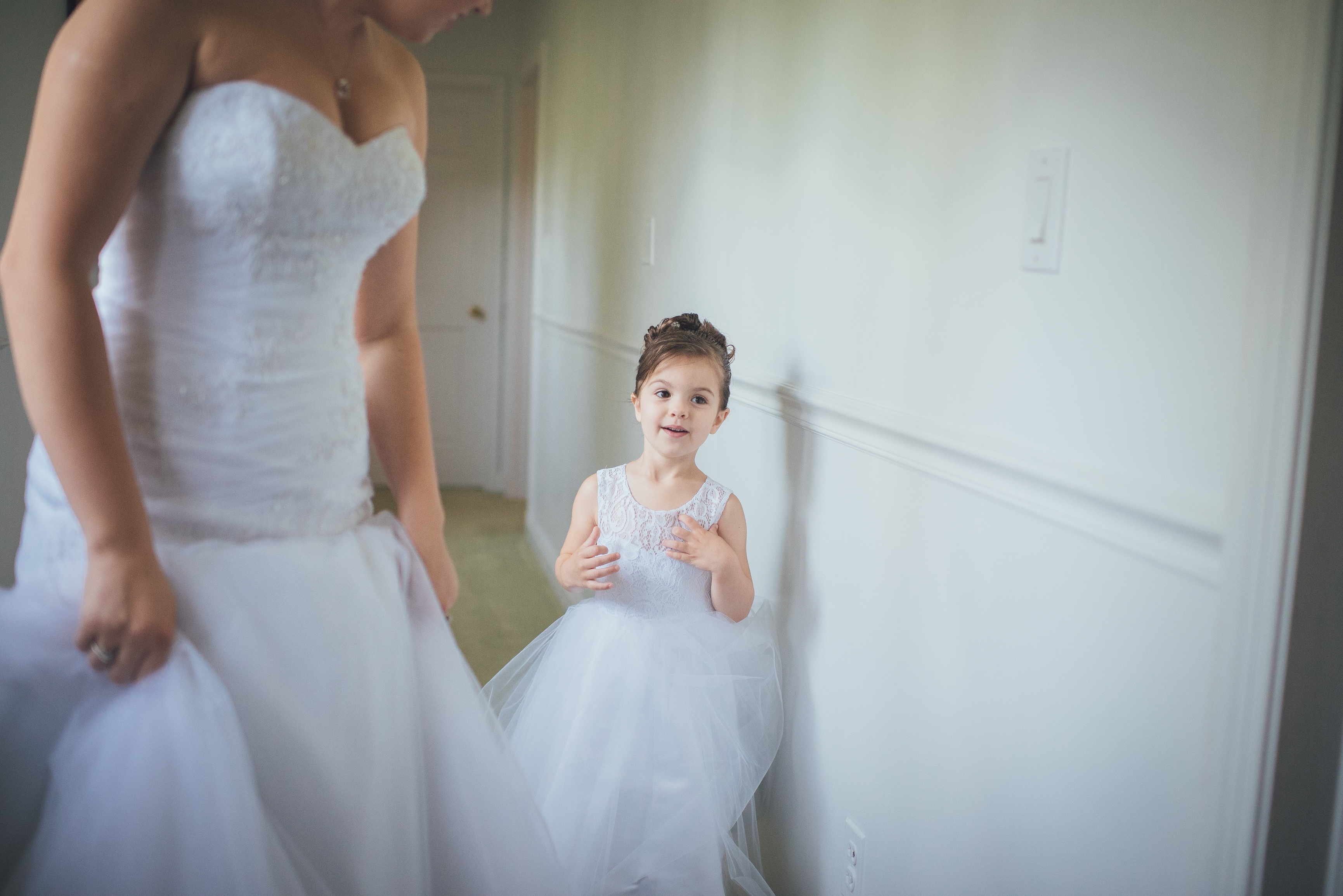 Volpes Tie The Knot} Our Flower Girls - To Travel & Beyond