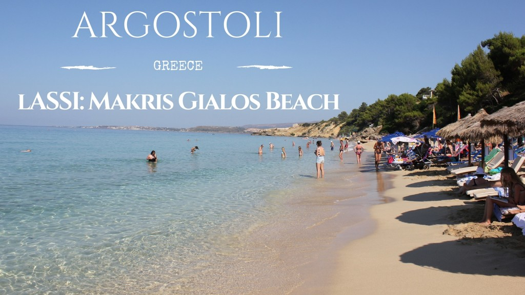 To Travel Amp Beyond A Morning On The Beaches Of Argostoli