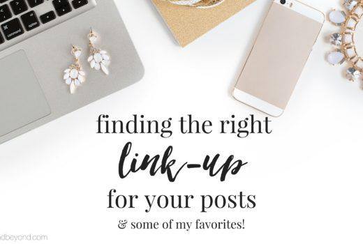 Favorite link-up