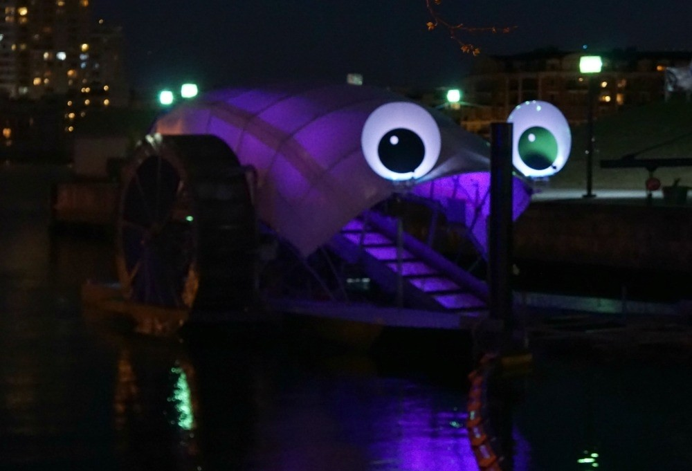 Light City Mr Trash Wheel