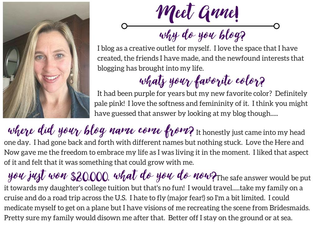 Meet Anne!