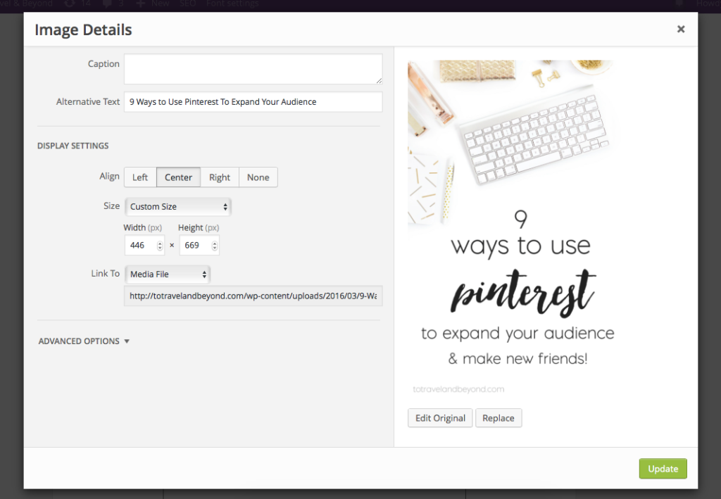 9 Ways to Use Pinterest To Grow Your Blog and Audience