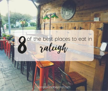 where to eat in raleigh