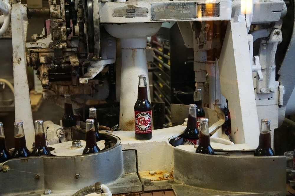 What To Do In St. Louis Fitz's Bottling Company
