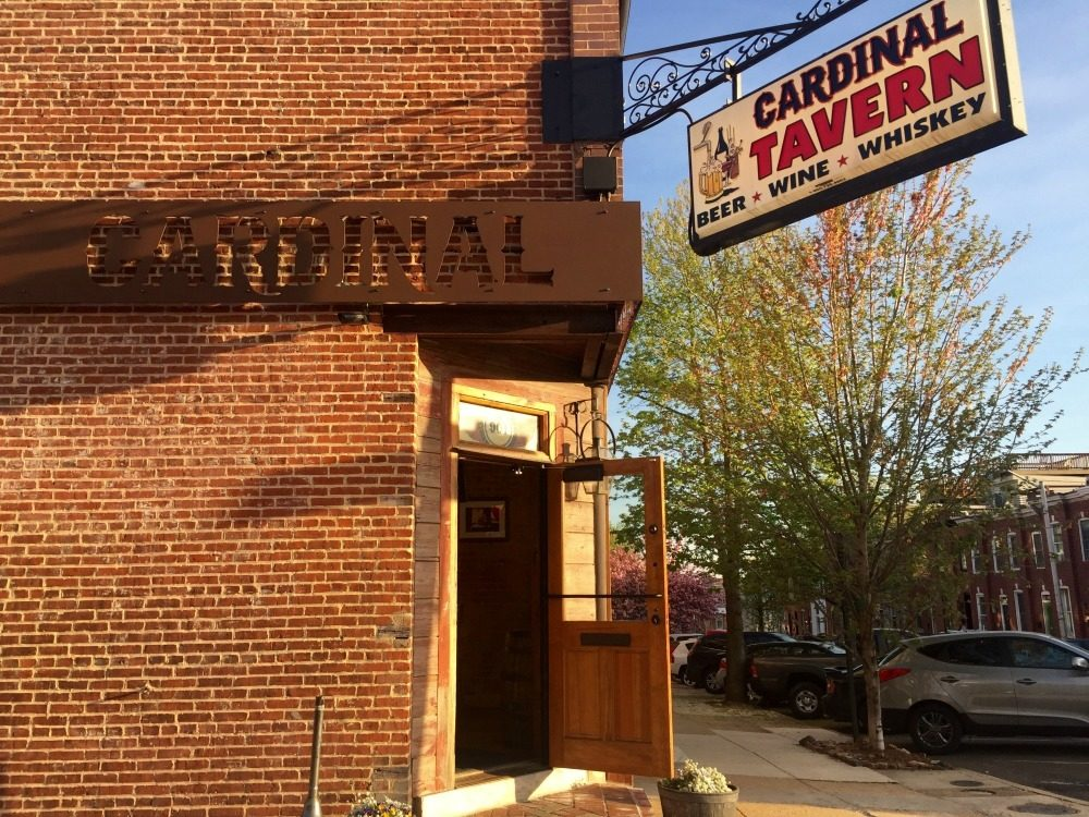 Where To Eat In Baltimore Cardinal Tavern