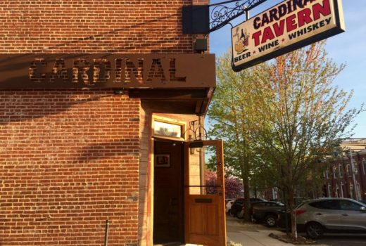 Where To Eat In Baltimore Cardinal Tavern