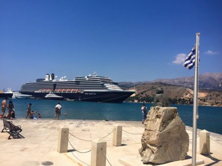 Holland America Cruise through Europe