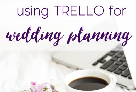 trello for wedding planning wedding wednesday link-up.