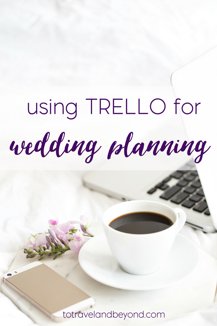 Trello For Wedding Planning