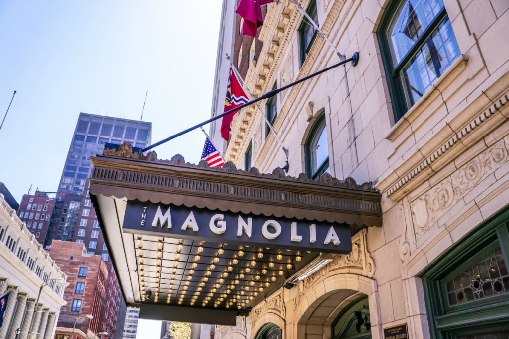 Magnolia Hotel St. Louis to travel and beyond where to stay st. louis