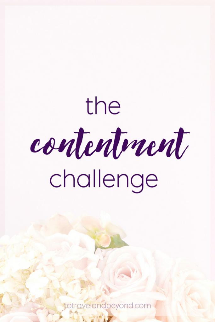 the_contentment_challange