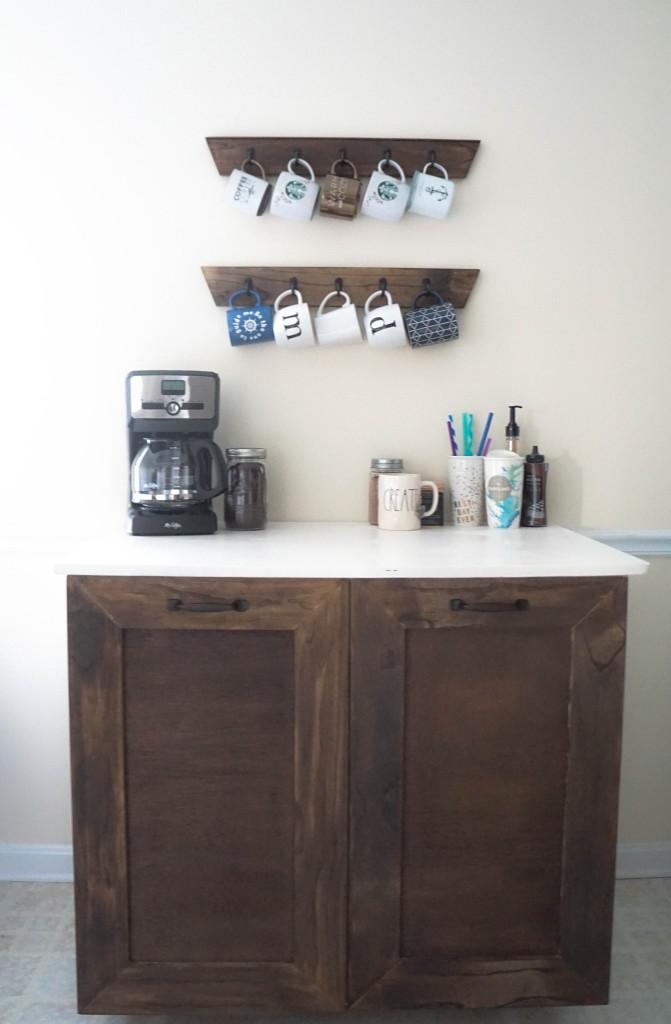 DIY_coffee_cart_ikea_hack