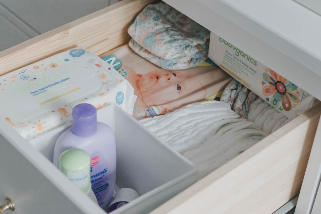 nursery_orgainzation_first_time_mom