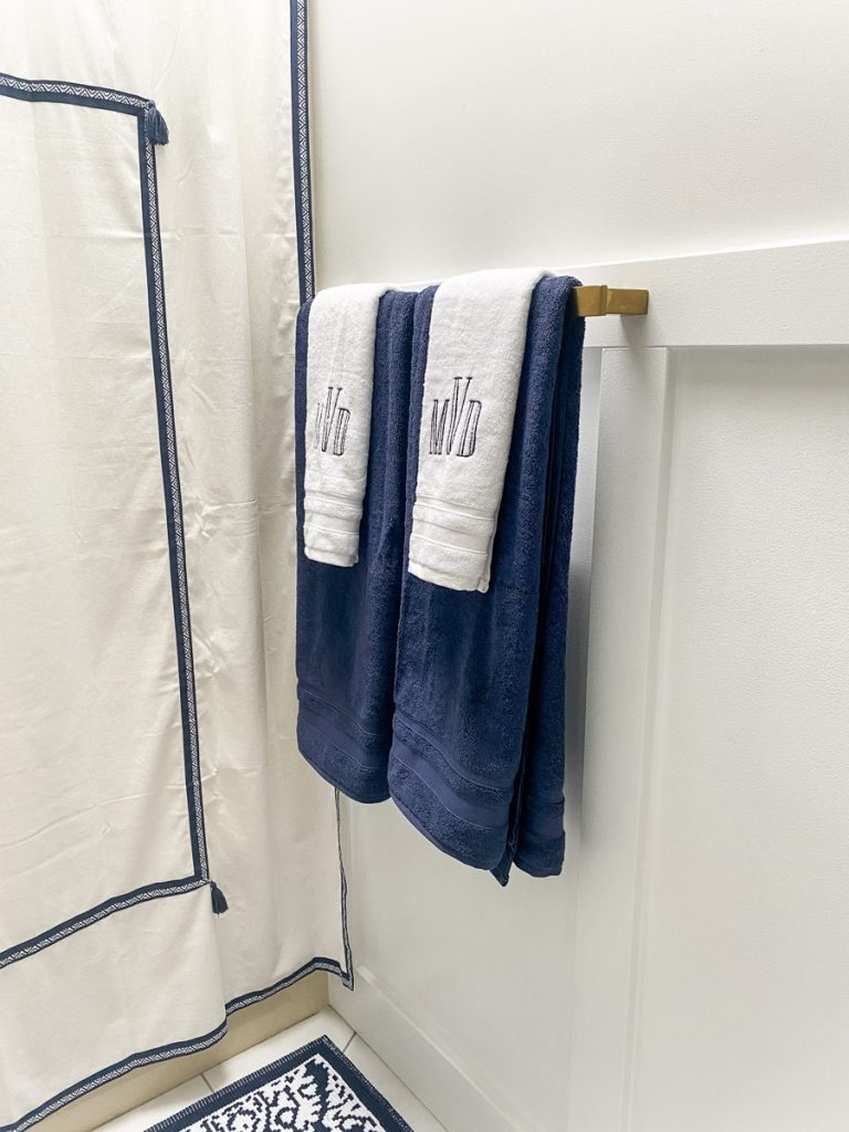 Bathroom_refresh_monogrammed_towels